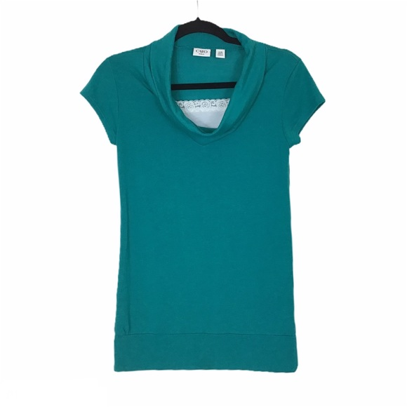 Cato Other - SALE 3/25.00 CATO girls cowl neck T-shirt